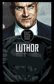 Lex Luthor (Biblioteca Dc Black Label)