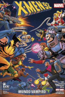 X-Men'92 Mundo Vampiro