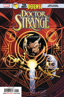 Defenders Doctor Strange 1