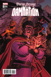 Doctor Strange Damnation 1 (Of 5)