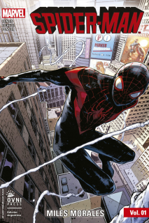 Spider-Man 01: Miles Morales