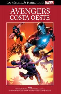Los Héroes Más Poderosos de Marvel : AVENGERS COSTA OESTE