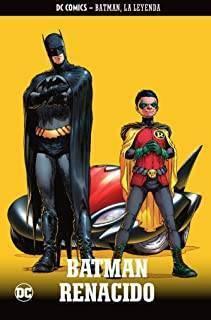 Colección Batman, La Leyenda 11: Batman Renacido