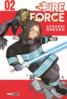 Fire Force 02 (argentina)