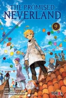 The Promised Neverland 09 (Ivrea Argentina)