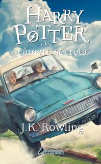 Harry Potter y La Cámara Secreta (Harry Potter 2) [Tapa Blanda Con Solapas]