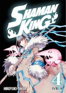 Shaman King 04 (ivrea argentina)