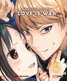 Kaguya-Sama: Love is War 05 (Panini Argentina)