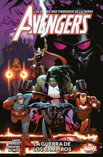 Avengers 01 - La Guerra de los Vampiros