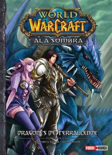 Warcraft Manga: A La Sombra 01