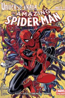 Amazing Spider-Man Universo Araña  Parte 1 y conclusion (pack)