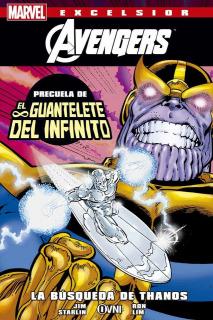 Avengers: La búsqueda de Thanos