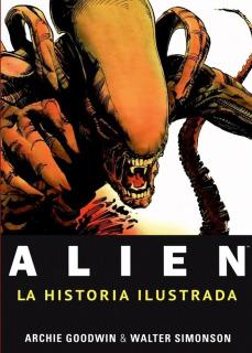 Alien La Historia Ilustrada