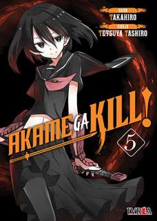 Akame Ga Kill 05 (Ivrea Arg)