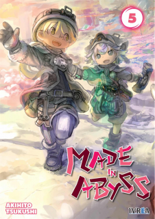 Made In Abyss 05 (Ivrea Argentina)