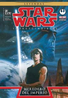 Star Wars Imprescindibles: Heredero del Imperio