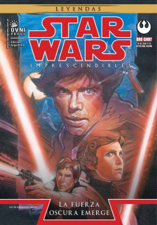 Star Wars Imprescindibles: La fuerza oscura emerge