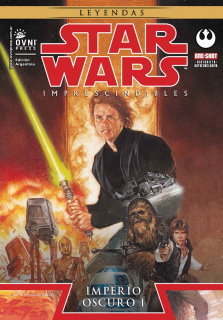 Star Wars Imprescindibles: Imperio Oscuro I - II