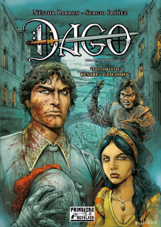 """Dago """"Historia de Cesare y Giacomo"""""""