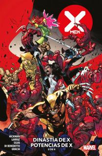 X-Men (TPB) 03 Dinastia de X Potencias de X
