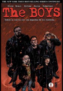 THE BOYS 11: Sobre la colina con las espadas de mil hombres