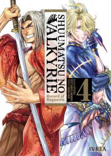 Shuumatsu No Valkyrie: Record of Ragnarok 04 (Ivrea Argentina)