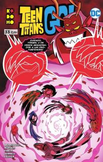 Teen Titans Go! 33