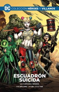 Colección Héroes y Villanos 03 - Escuadrón Suicida: La Cámara Negra