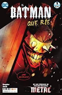 El Batman Que Ríe 01 (De 8)
