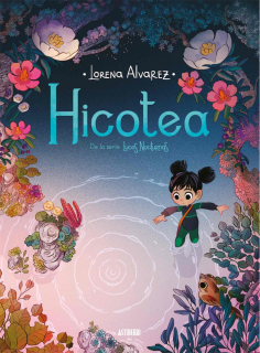 Hicotea: De la serie LUCES NOCTURNAS