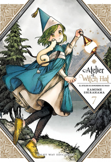 Atelier Of Witch Hat 07 (Milky Way)