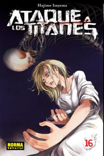 Ataque A Los Titanes (Shingeki no Kyojin) 16