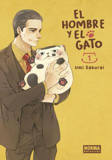 El Hombre y El gato 01