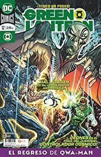 El Green Lantern 94/ 12