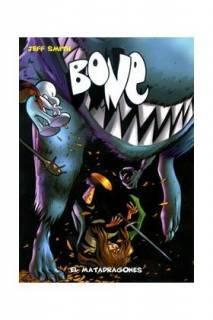 Bone (Edición Bolsillo) 04. El Matadragones