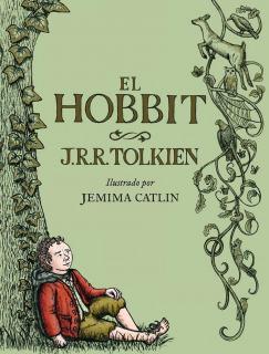 El Hobbit - Ilustrado por Jemima Catlin