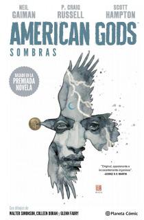 American Gods Sombras Tomo nº 01/03