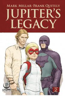 Jupiters Legacy 02 El Ocaso De Los Dioses
