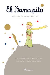 El Principito con ilustraciones desplegables y el texto íntegro de la obra (Infantil) (Pop Up)