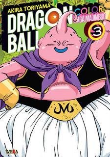 Dragon Ball Color Saga Majin Boo 03