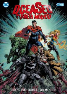 DCeased: Planeta Muerto
