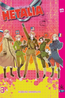 Hetalia Axis Powers 03