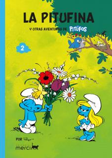 Los Pitufos Y La Pitufina