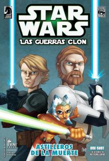 Star Wars Las Guerras Clon: Astilleros De La Muerte
