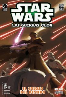Star Wars Las Guerras Clon: El Coloso Del Destino