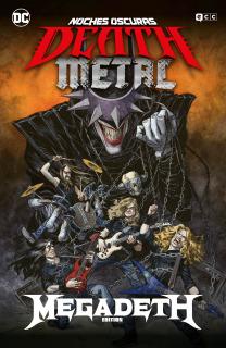Noches oscuras: Death Metal núm. 01 De 7 (Megadeth Band Edition)