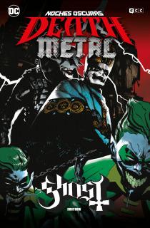 Noches oscuras: Death Metal 02 De 7 (Ghost Band Edition) (Tapa Dura)