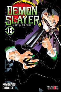 Demon Slayer 13 (Kimetsu No Yaiba)