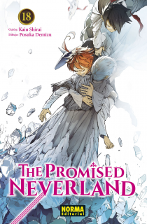 The Promised Neverland 18 (Norma)