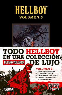 Hellboy Edicion Integral 03